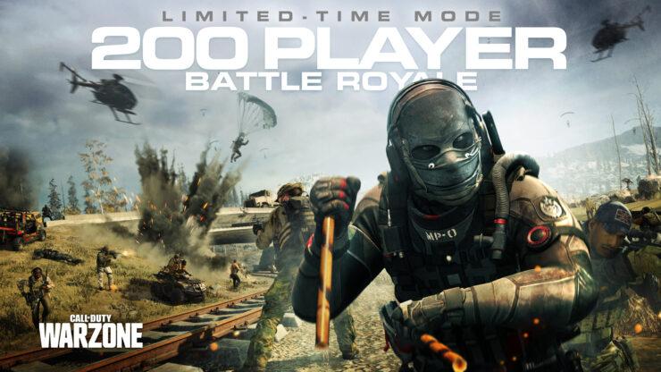 Вам понадобится самолет побольше: В Call of Duty Warzone начинается хаос