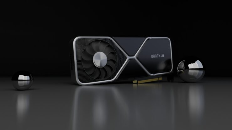 NVIDIA GeForce RTX 3080 Graphics Card