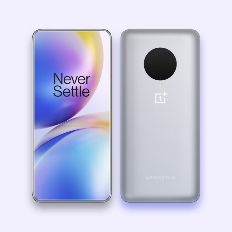 OnePlus 9 Pro Gets an 'Invisible' Rear Camera, Virtually Bezel-Less Display, and Powerful Specs List in Fresh Concept