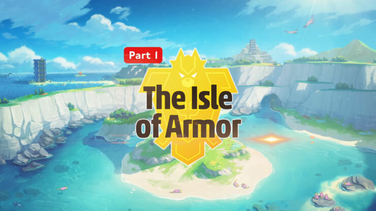 Pokémon Sword and Shield Isle of Armor Refunds
