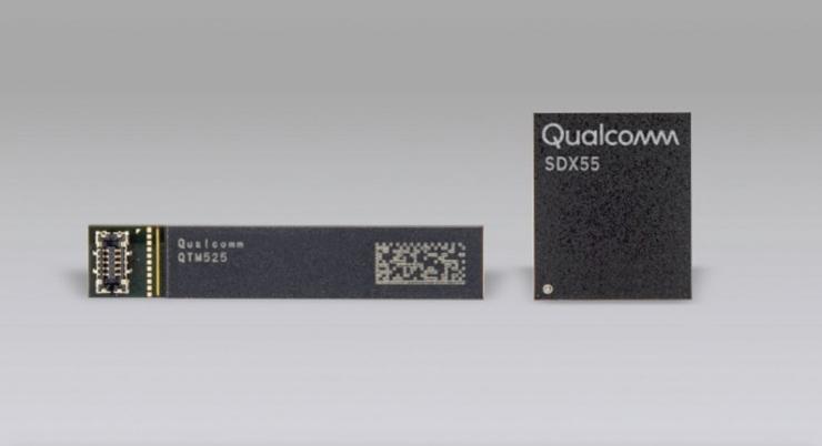 Qualcomm Snapdragon X55 QTM525