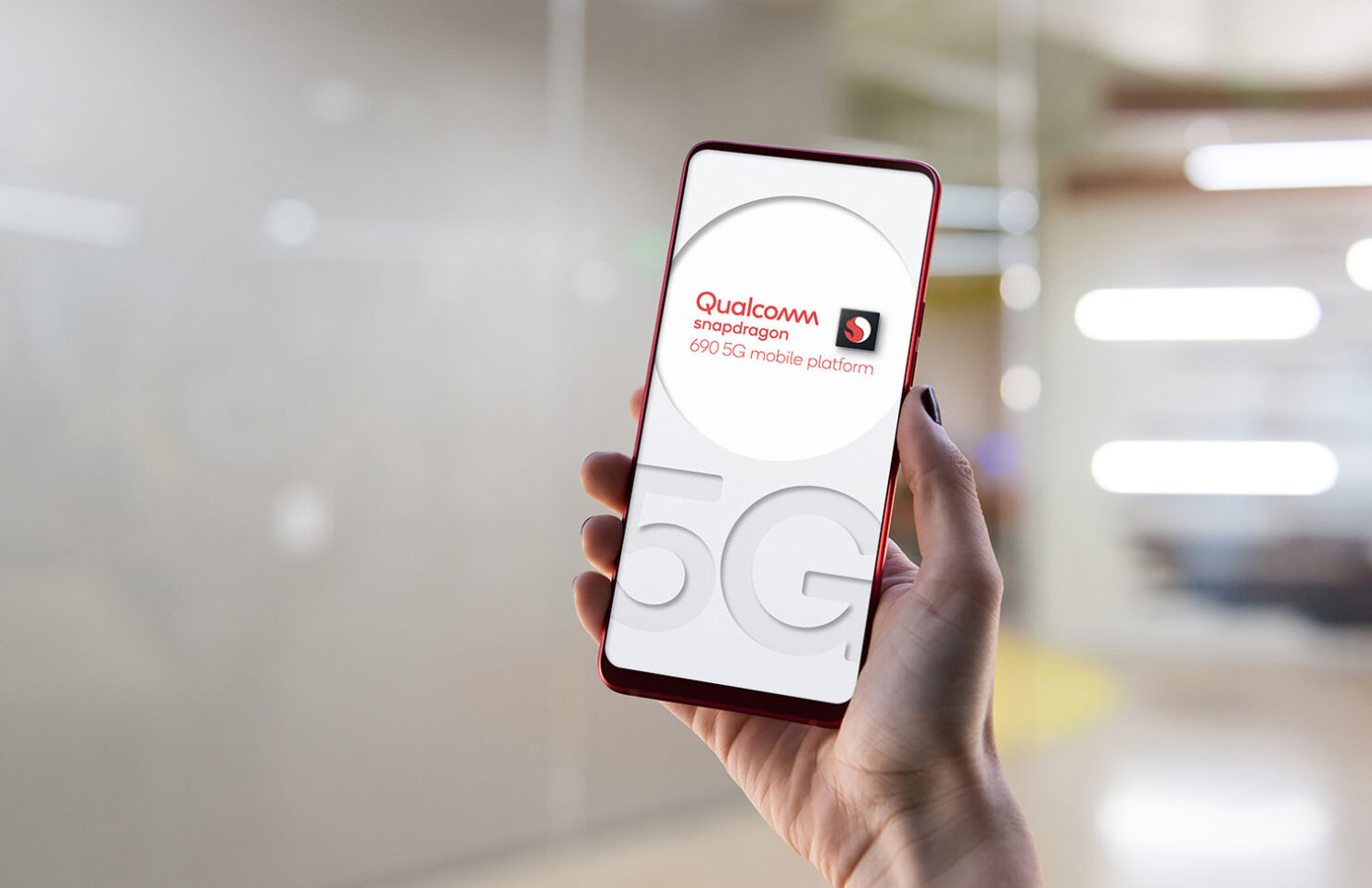 Qualcomm Snapdragon 690 Brings 5G, 120Hz Refresh Rate, & High-Resolution Camera Sensor Support to Mid-Rangers