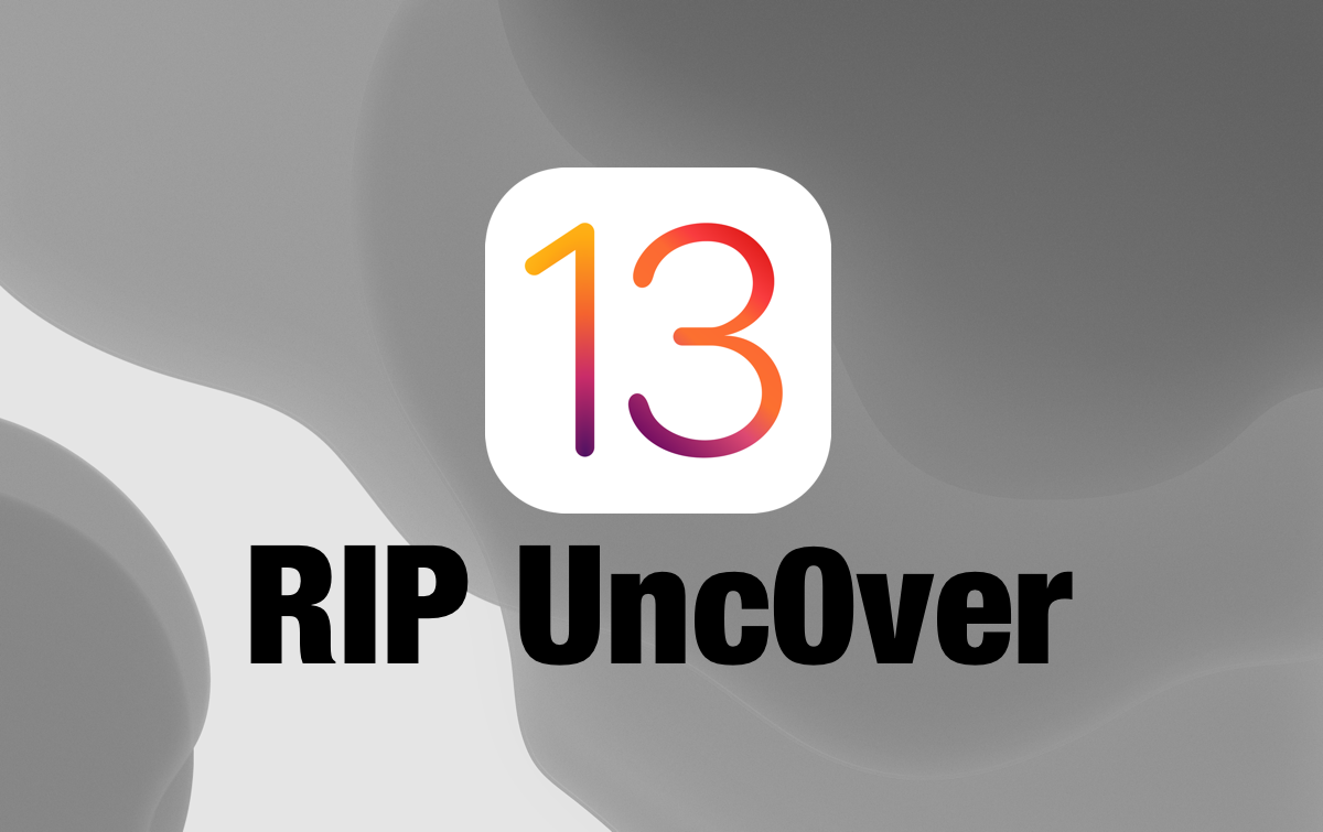Latest iOS 13.5.1 and iPadOS 13.5.1 patches the Unc0ver jailbreak completely