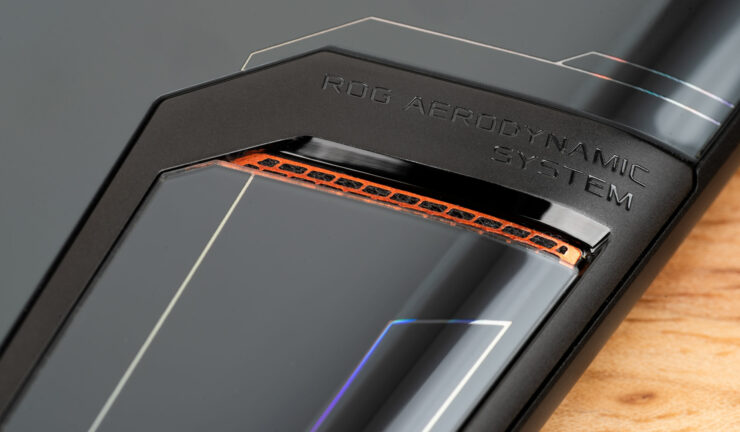 ASUS ROG Phone 3 Design Gets Shown From the Back