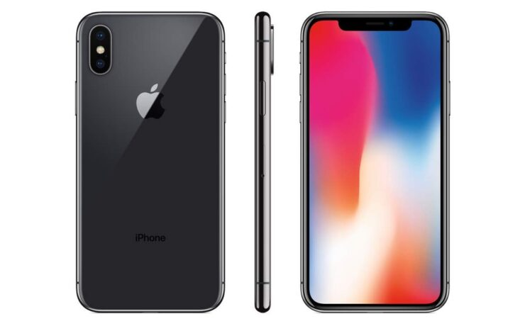 Renewed Space Gray iPhone X available for $479