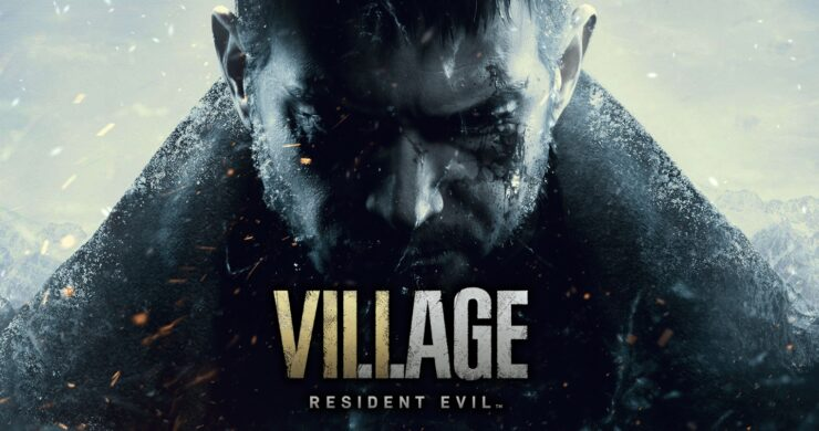 Resident Evil Village Chris Keyart