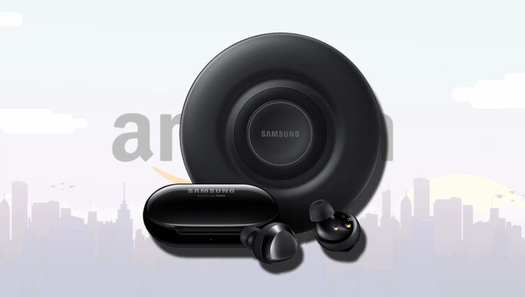 Grab a Samsung Galaxy Buds+ and Fast Wireless Charging Pad Bundle for Only $149.99 Today