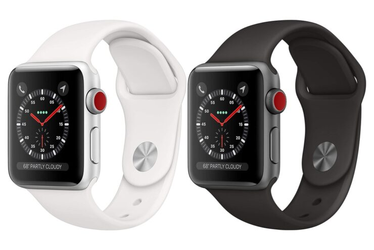 Apple Watch Series 3 deals available from just $179 including cellular models