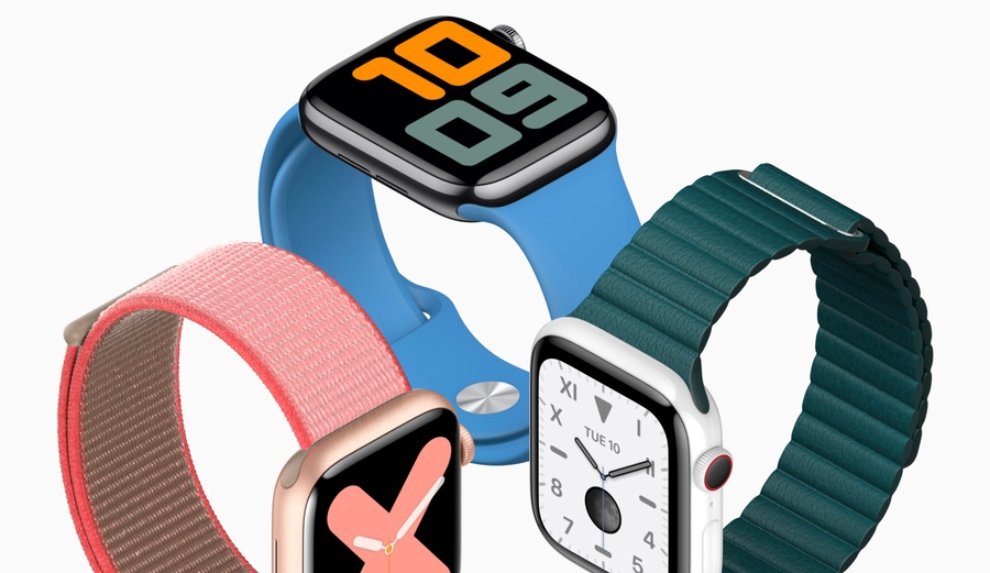 Save $100 on Apple Watch Series 5, deals from just $299