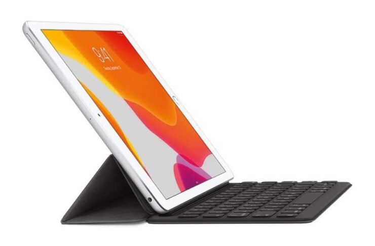 Official Smart Keyboard accessory from Apple for iPad available for $99