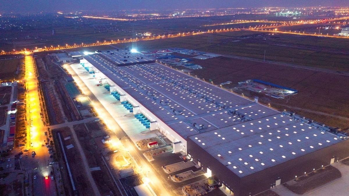 Tesla Factory China