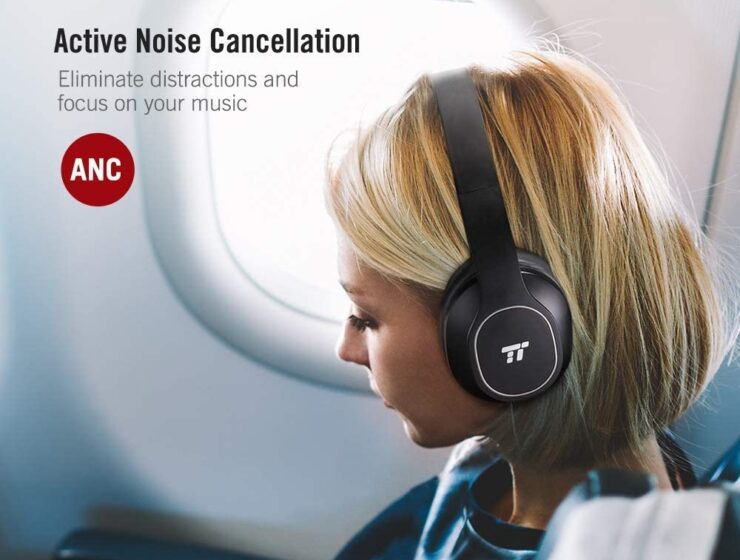 Own active noise cancelling headphones for just $25 today