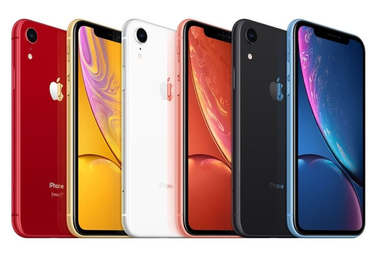 Unlocked iPhone XR available from just $456 in the color of your choice, renewed