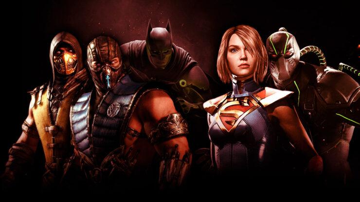 XSX PS5 Mortal Kombat and Injustice Installments next-gen