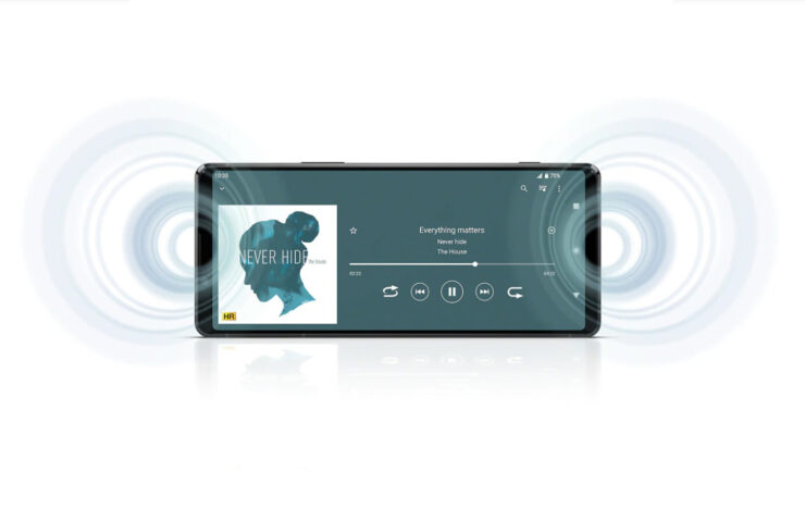 "Sony's Latest Xperia 1 II Has an Audio Jack Because the Company Feels It Was ""Indispensable"" for Viewing Content"