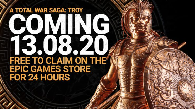 Epic Games Store Troy