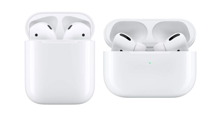 Pick up AirPods or AirPods Pro for Father's Day at a discounted price
