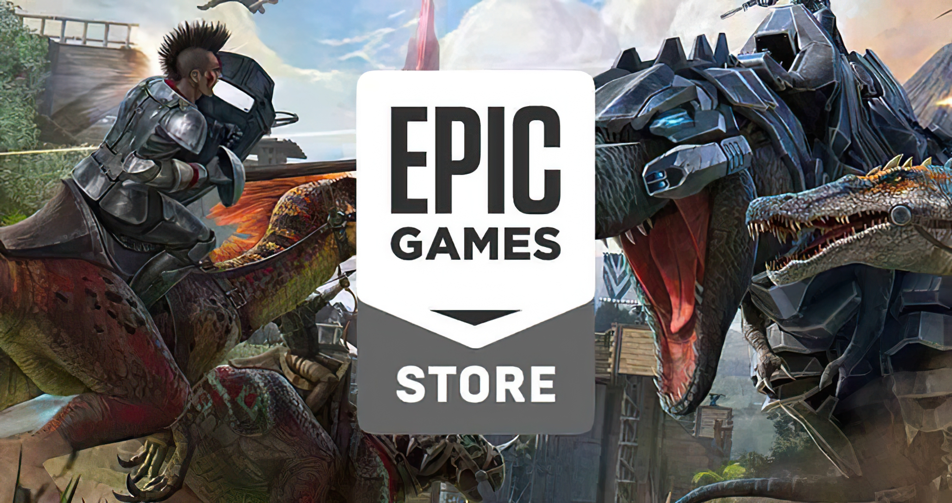 ARK: Survival Evolved Is Now Free on Epic Games Store ...