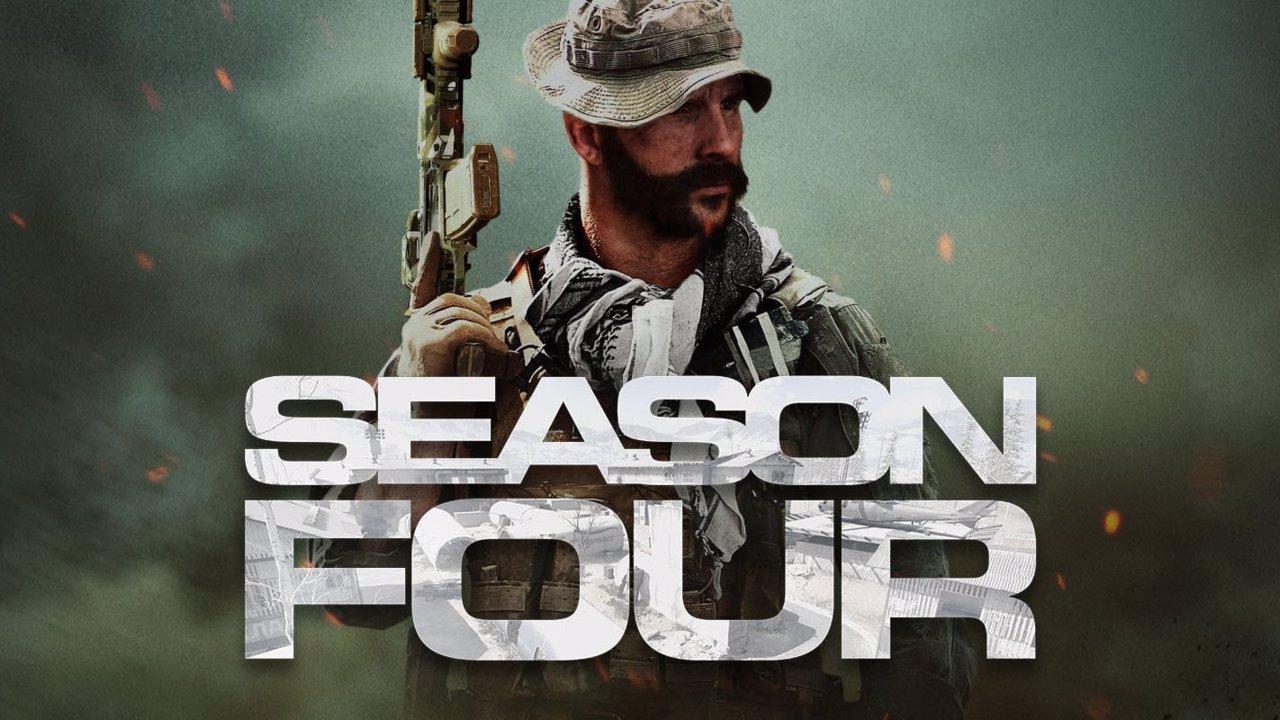 Updated Massive Cod Modern Warfare And Warzone Season 4 Patch Is