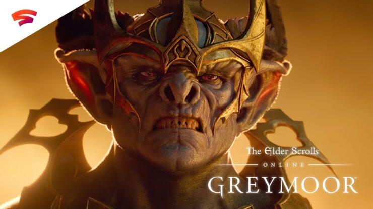 Elder Scrolls Online Stadia