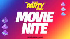 Fortnite Party Royale Movie Nite