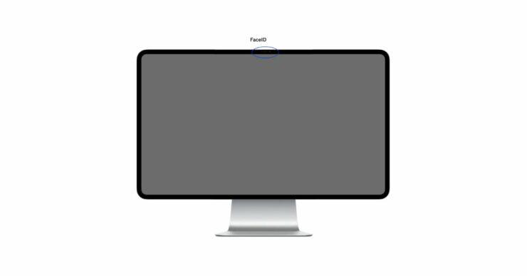 iMac Face ID