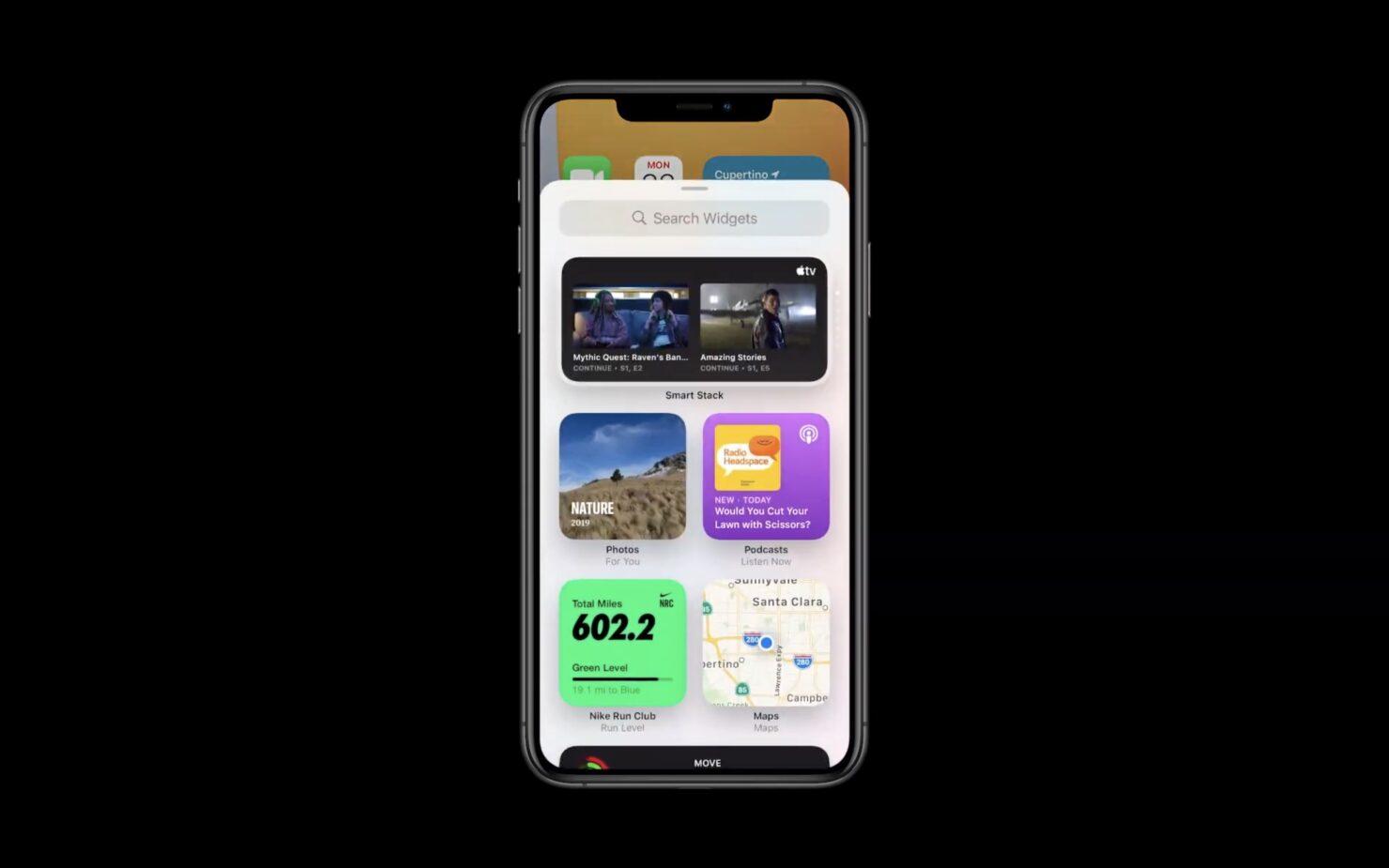 iOS 14 widgets 3