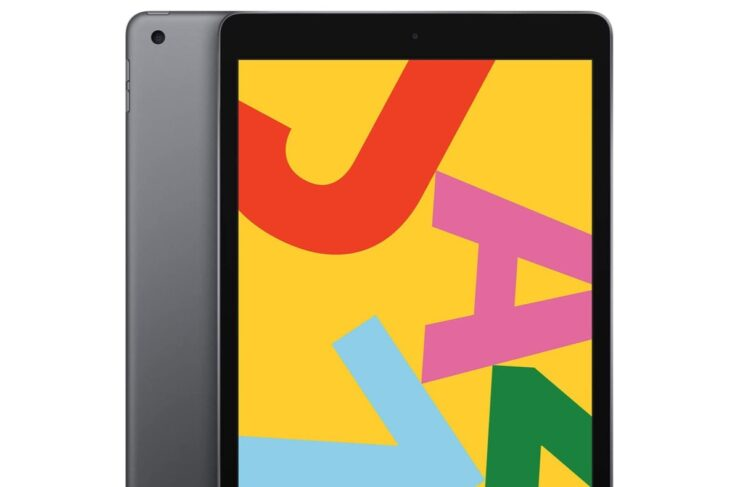 Pick up the iPad 7 for a low price of $249 for the 32GB model with Wi-Fi