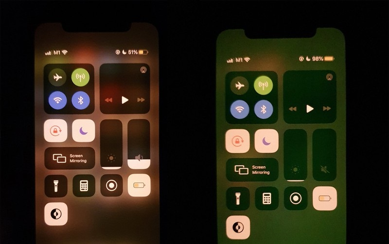 iPhone 11 and iPhone 11 Pro Users Seeing Weird Green Tint on Display After Unlocking