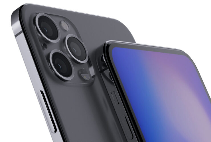 Three iPhone 12 Dummies Showing Triple Rear Cameras Show up Online; iPhone 12 Pro Max Wasn't Included
