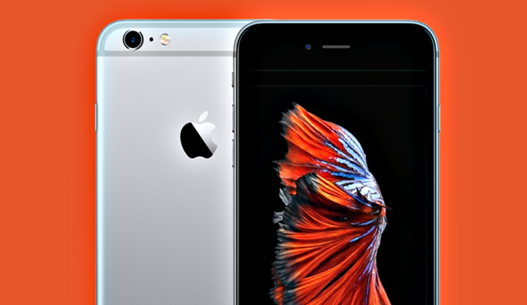 Fully unlocked iPhone 6s Plus available for $204 renewed
