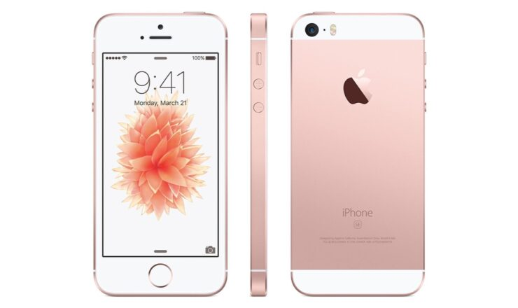 Rose Gold OG iPhone SE available for $139 fully unlocked and renewed