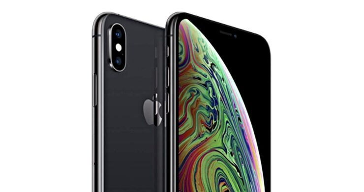 Unlocked 64GB iPhone XS available for $524 renewed