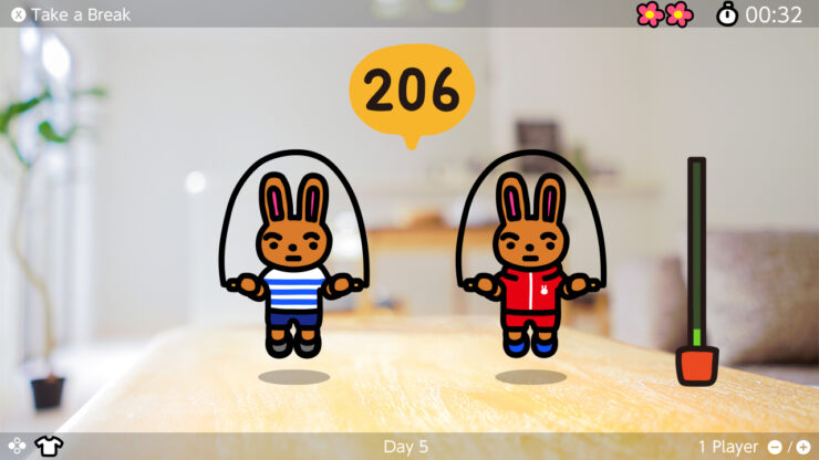 jump rope challenge switch 2