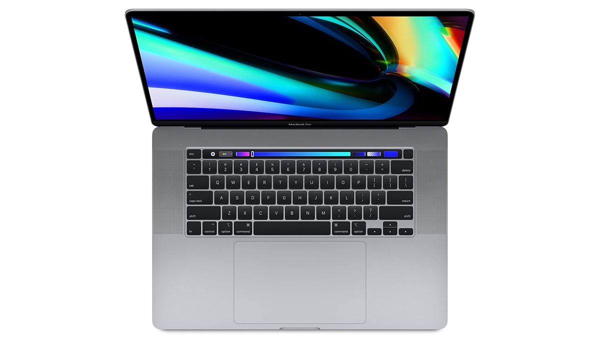 Save $205 on a brand new 16-inch MacBook Pro