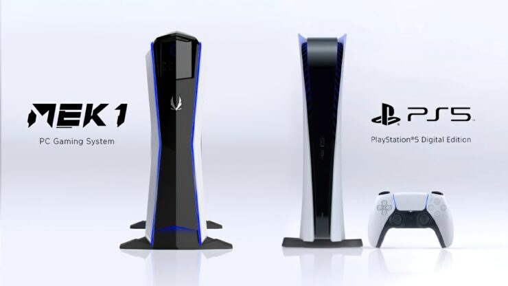 MEK1 and PS5