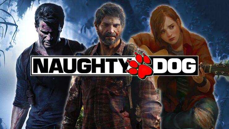 Naughty Dog Druckmann