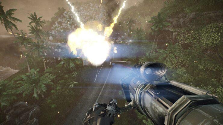 Crysis Enhanced Edition mod