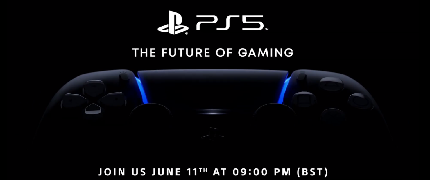 PS5 Reveal Event playstation 5