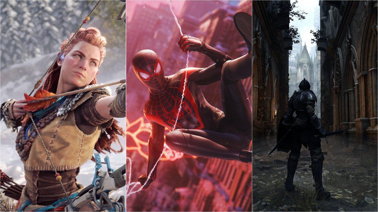 PlayStation Studios PS5 exclusives