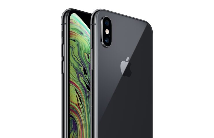 Renewed iPhone XS with 64GB storage and Space Gray color available for $539