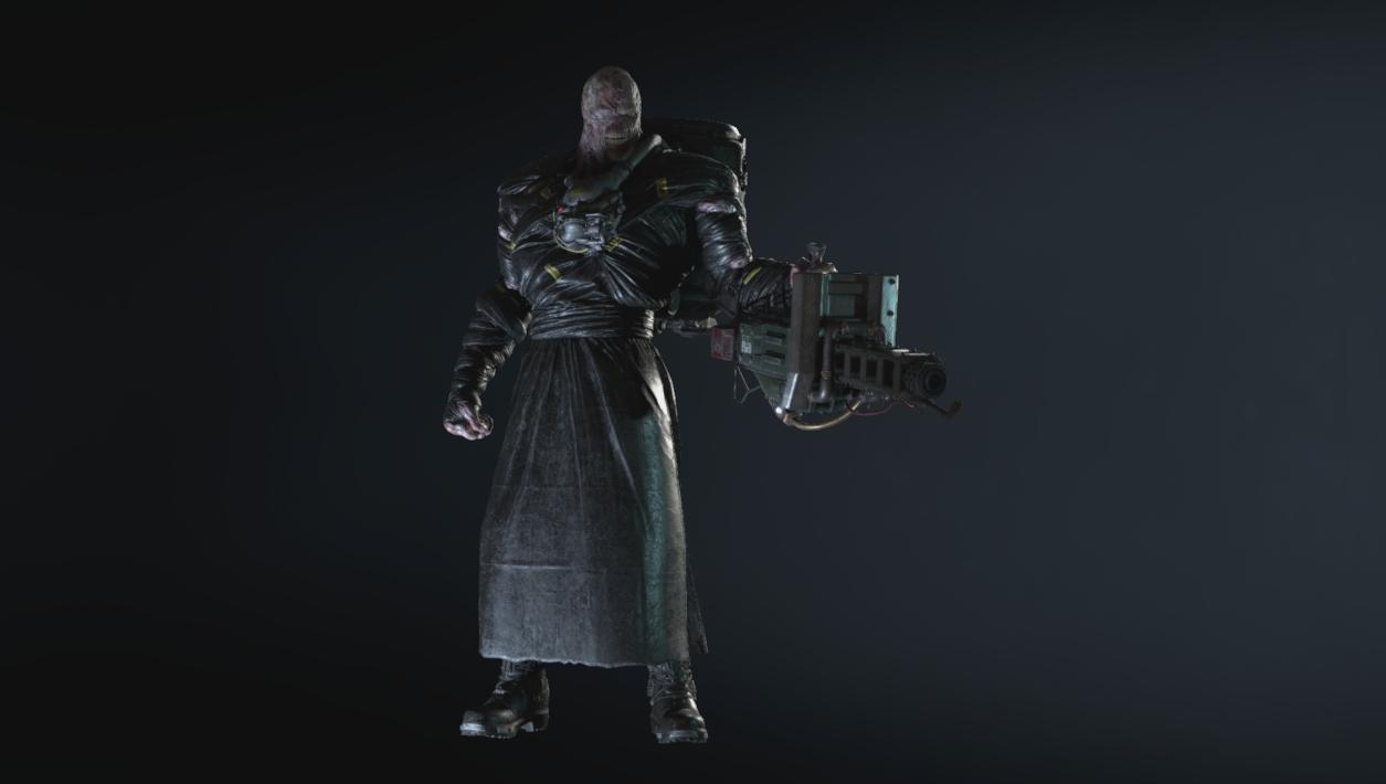 Resident Evil 3 Remake Nemesis Mod Restores The Villain S Classic