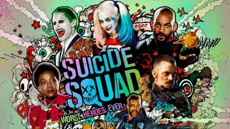 Suicide Squad game