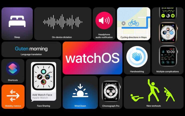 watchOS 7 Beta