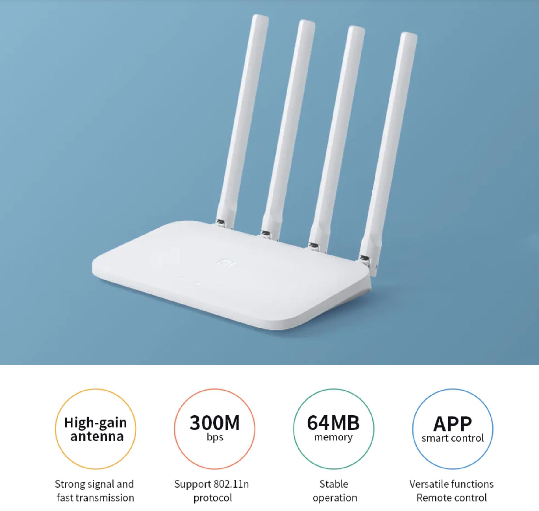 xiaomi router