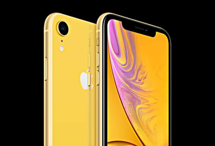 Yellow iPhone XR with 64GB storage available for $454 renewed