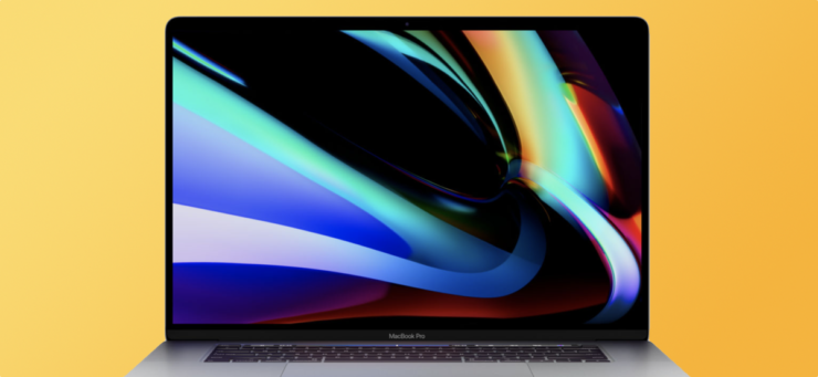 14-inch MacBook Pro with Mini-LED didplay