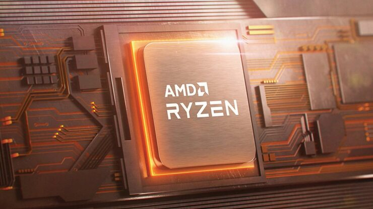 AMD Ryzen 6000 'Warhol' Zen 3+ CPUs Based on Zen 3+ 6nm Core Architecture Reportedly Canned, Ryzen 5000 XT Refresh In The Works