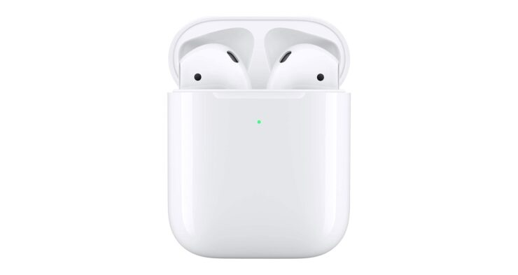 AirPods 2 with Wireless Charging Case available for $149 today