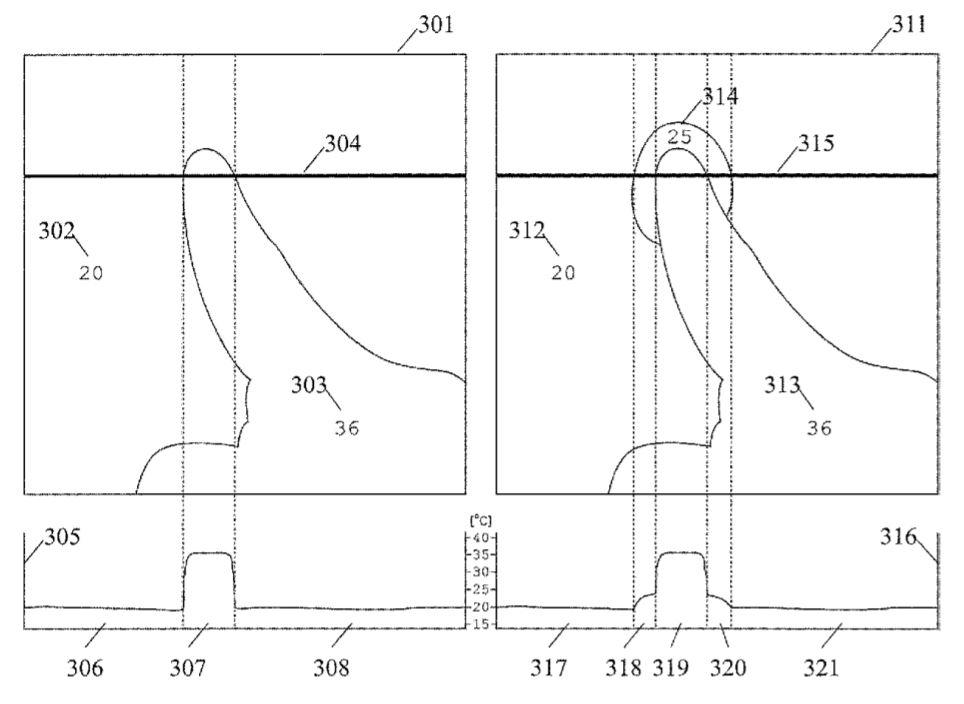 Apple Glasses Patent Controls